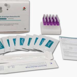LITUO Swab Antigen (με χρήση Ρινικού Δείγματος) Self-Test 25τεμ/κιτ